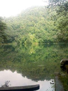Sattal Lake area