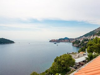 Apartment 807 m from the center of Dubrovnik with Internet, Air conditioning, Te