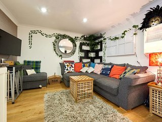 Cosy 2 bed apt w/patio 5 mins to Marylebone