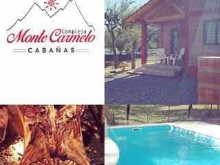 Complejo Monte Carmelo- Carpintería, San Luis