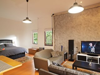 Stylish, Tranquil Studio Apartment 5 minutes from Cuba St.