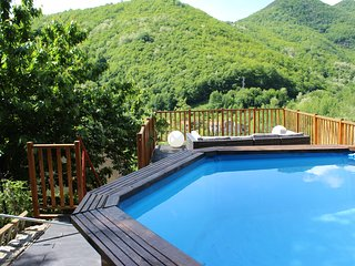 Gite du soleil avec piscine