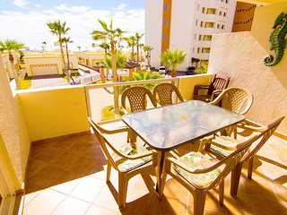 Beautiful 1 Bedroom Condo on the Sea of Cortez at Las Palmas Resort BN-203A