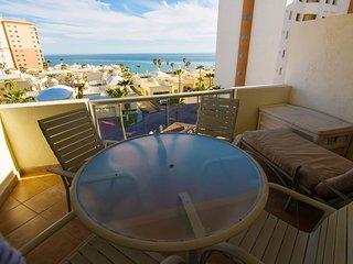 Beautiful 1½ Bedroom Condo on the Sea of Cortez at Las Palmas Resort BN-403A