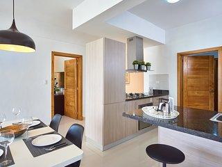 View Tower . *Cozy, modern, comfy 1BR | La Esperilla SDQRentals