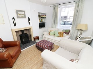 4 DOOMGATE, three floors, family room, courtyard with furniture, in Appleby-in-W