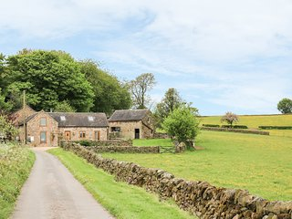 BENT CHAPEL COTTAGE, countryside views, original features, in Wirksworth