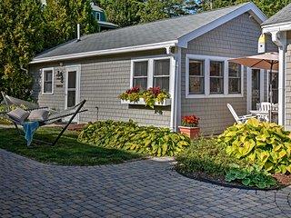 NEW! 'Osprey Cottage' 2BR South Freeport Cottage