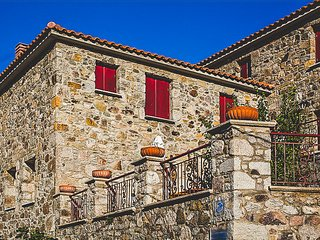 Stone House Kaviro on Lemnos Island