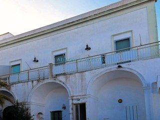 H152-Appartamento centrale a Leuca con vista mare