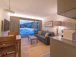 Swisspeak Resorts Studio terrace