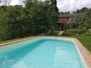 Casa Di Pan, Splendid Garden with Pool+Peaceful+Tranquillity SPECIAL 2018!