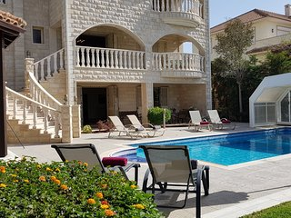 Luxury sea view villa Akamas