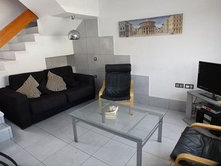 Puerto Rico, Gran Canaria, private Two bed, Two Bathroom house. Great Location.