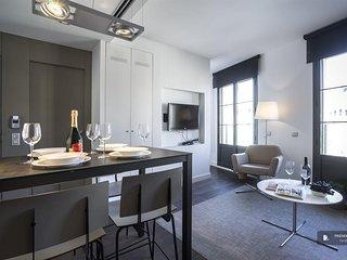 Sparkling 2 room House in Barcelona