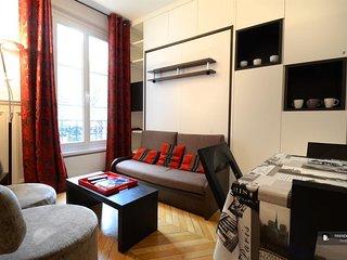 Splendid 1 bedroom Apartment in Paris  (F2126)