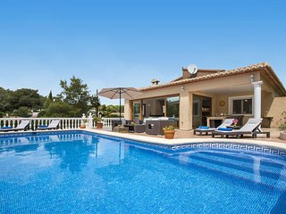 3 bedroom Villa in Benitachell, Valencia, Spain : ref 5046923