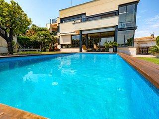 4 bedroom Villa in Alella, Catalonia, Spain : ref 5039536