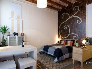 Wonderful 1 room House in Barcelona