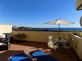 Golf apartment at Doña Julia nr Estepona & Duquesa