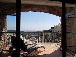 Stunning views at Los Arqueros Golf Club