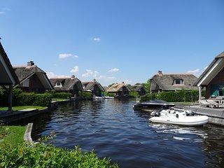 Waterpark Belterwiede - Vakantiehuizen aan water