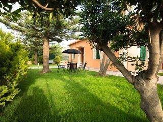 Garden Family Villa near Falasarna & Balos