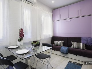 Exquisit 1 bedroom Apartment in Madrid  (F6575)