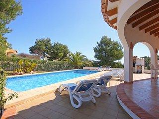 3 bedroom Villa in Xabia, Valencia, Spain : ref 5046937