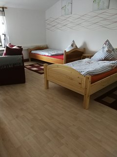 3 letti-grandi camere spaziose