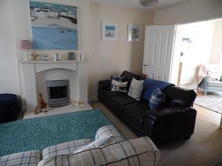Living Room leading into Garden Room