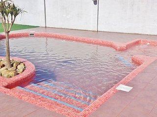 Alquiler de chalet adosado con piscina privada en Zahara de los Atunes