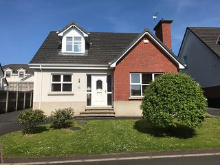 A four bedroom, 3 bathroom chalet bungalow in the picturesque town of Portrush.