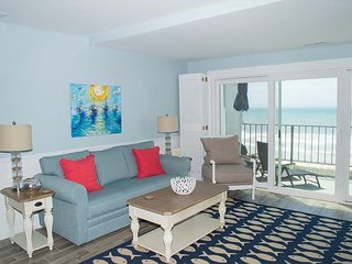 3BR/3BA Oceanfront Condo w/ Elevator.  NEWLY REMODELED