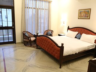 Harnawa Haveli Luxury Room with Balcony