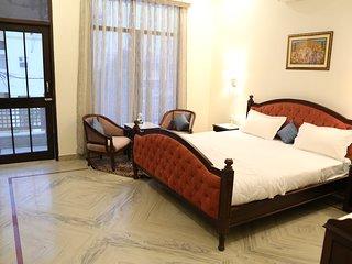 Harnawa Haveli Luxury Room with Balcony
