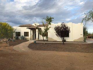 Morning Vista in Rio Verde Foothills of North Scottsdale