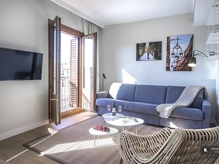 Magnificent 4 bedroom Apartment in Barcelona (F9465)