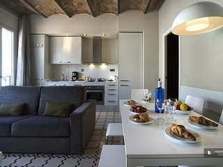Wonderful 4 bedroom Apartment in Barcelona  (F9996)