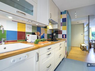 Superb 3 bedroom Apartment in Barcelona (F1327)