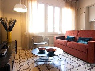 Splendid 4 bedroom Apartment in Barcelona (F5504)