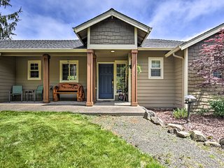 NEW! Gleneden Beach Home by Salishan/Lincoln Beach