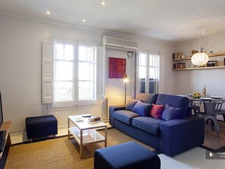 Charming 3 bedroom Apartment in Barcelona (F0364)