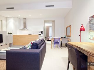 Splendid 3 bedroom Apartment in Barcelona  (F4484)
