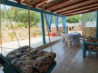 Bolivar holiday home in San Simone a few km from the beaches of Gallipoli