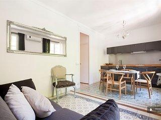 Lovely 3 room House in Barcelona