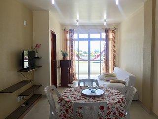 Maravilhoso apartamento de 2 suites no Porto das Dunas, 600m do Beach Park