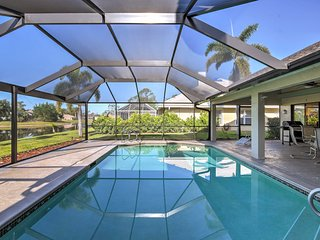 Expansive East Naples Home w/ Pool & Patio!