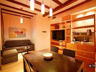 Splendid 3 room House in Barcelona