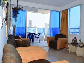Apartamento 2 Dormitorios Con Balcon Vista Al Lago Y Mar